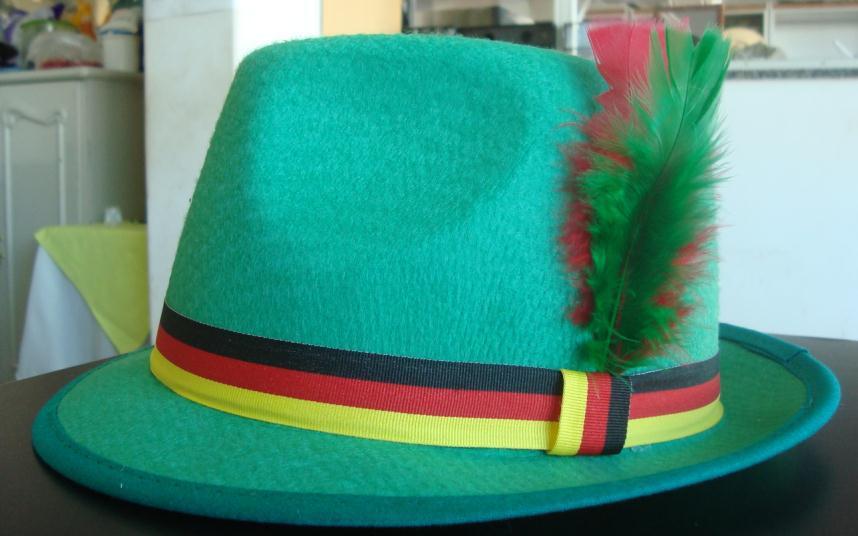 Chapéus Charolês Alemãozinho  b08cf974334