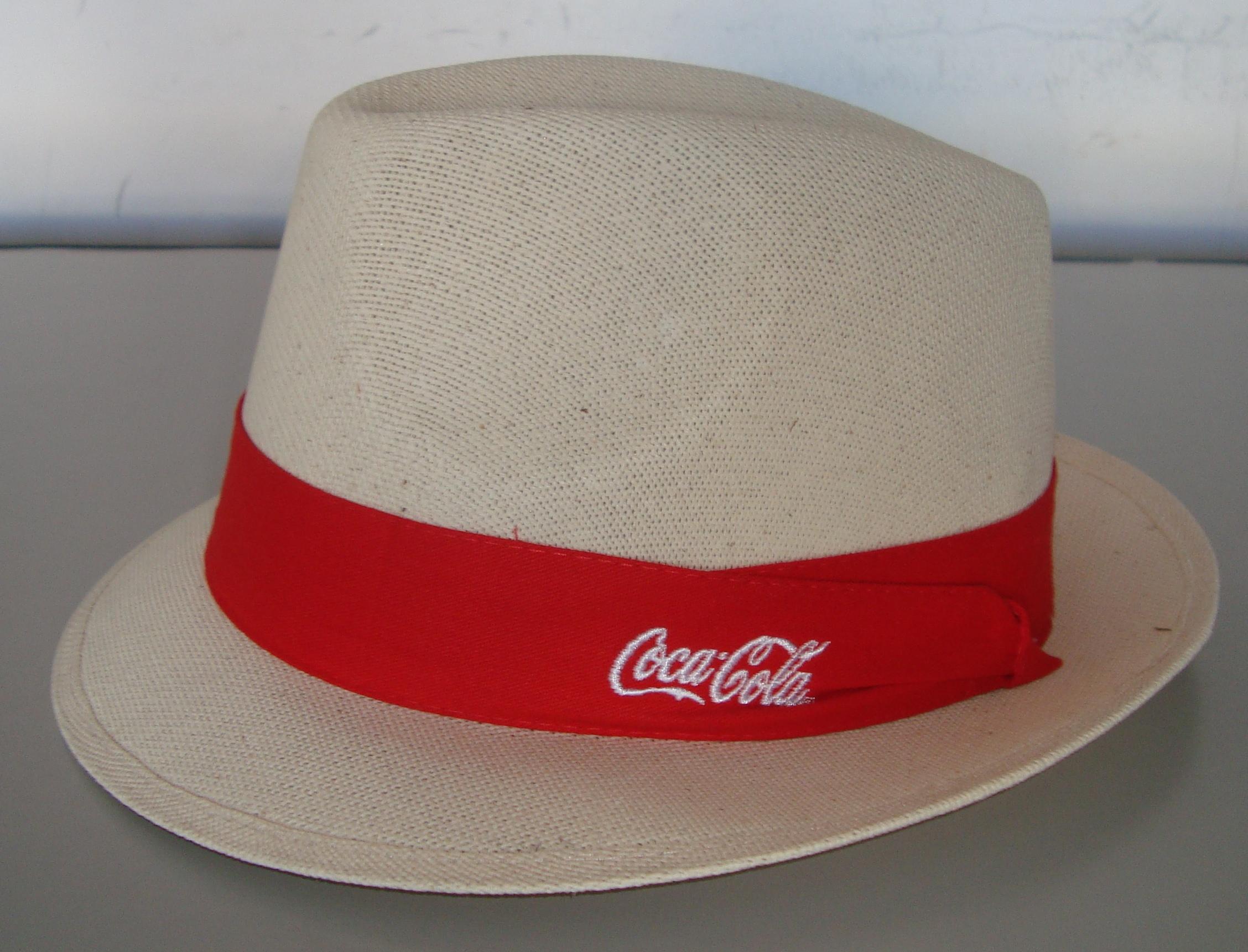 25ec7e662 Chapéus Sambódromo de Lona tipo Panamá